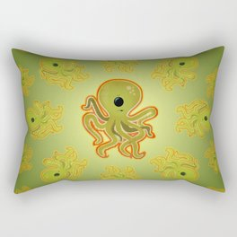 CYCLOCTOPUS Rectangular Pillow