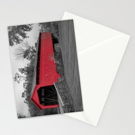 Utica Mills Covered Bridge Stationery Cards