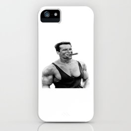 Arnold iPhone Case