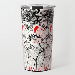 Red Revolution Travel Mug