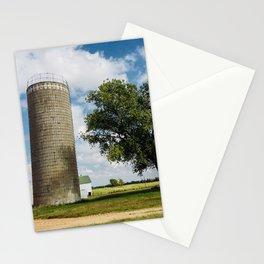 Farm Scene in Murdock Kansas Stationery Cards
