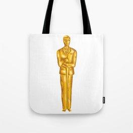 Alan Turing - Oscar Statue Tote Bag