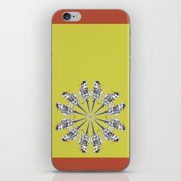 Matti the cocatiel circle of life iPhone Skin