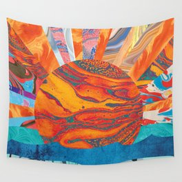 Sunrise, Sunset Wall Tapestry