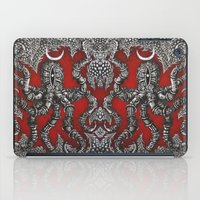 octopus iPad Cases featuring Octopus by Sherdeb Akadan