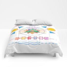 PowerLines 18 Comforters