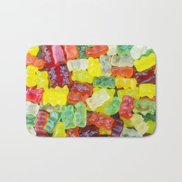 Fresh Gummy Bears Bath Mat