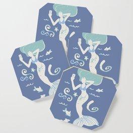 Mermaid Selfie Coaster