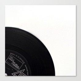 Motown Vinyl : Music Memories Canvas Print