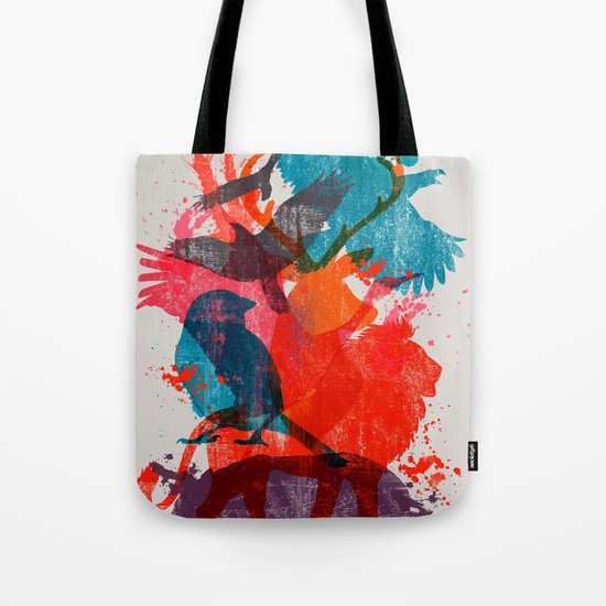 It's A Wild Thing Tote Bag
