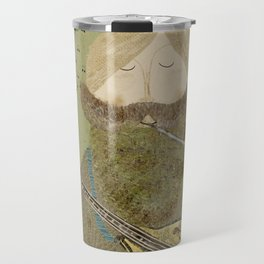 mornings song Travel Mug