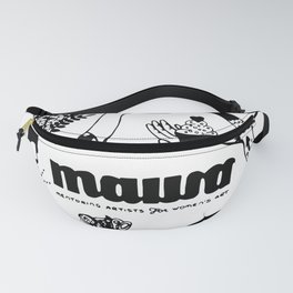 Sarah Tonin's Design for MAWA Fanny Pack
