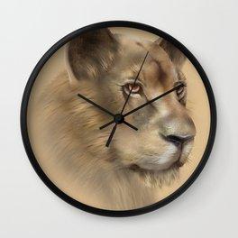 Majestic Queen Wall Clock