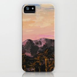 Mount Helix iPhone Case