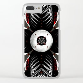 A Cry From Within Clear iPhone Case