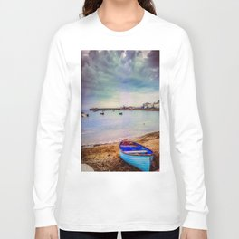 The calm before a storm. Long Sleeve T-shirt