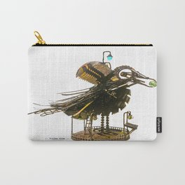 :: Trojan Crow :: Carry-All Pouch