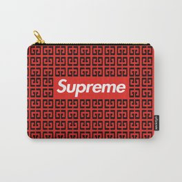Supreme x Givenchy Carry-All Pouch