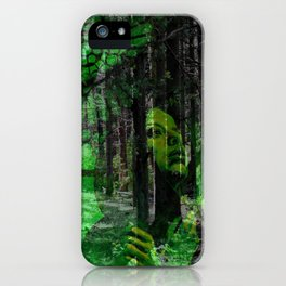 Point of no return iPhone Case