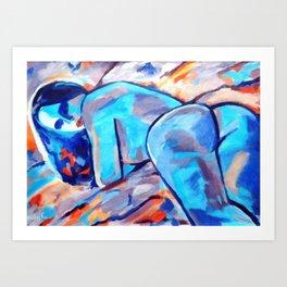 """Taste of fire"" Art Print"