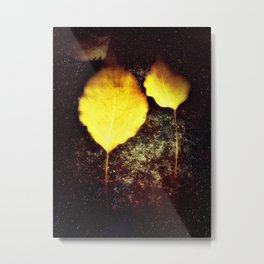 I'll be your leaf  Metal Print