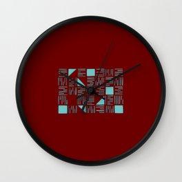 048 Wall Clock