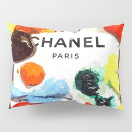 No 5 Colors Pillow Sham
