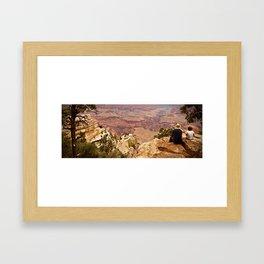 Grand Bonding Framed Art Print