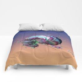CRÉATURE ÉTRANGE 14 Comforters