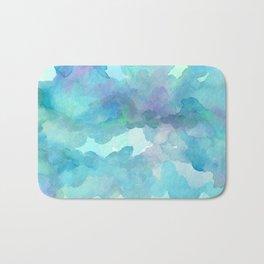 Breathing Under Water (Ocean Clouds) Bath Mat