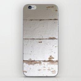 Shiplap iPhone Skin