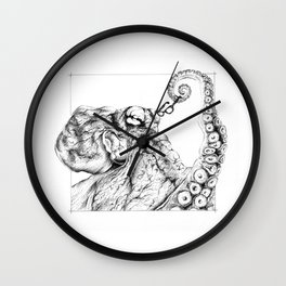 What's a Hipster? Wall Clock