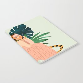 Tiger Spirit Notebook