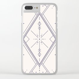 Convergence Light Clear iPhone Case