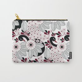 Flower 13 Carry-All Pouch