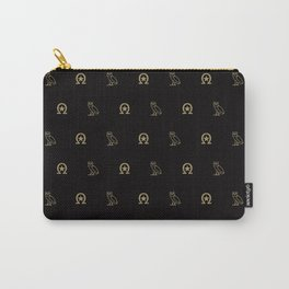 HAW - Black Carry-All Pouch