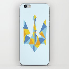 Ukraine Geometry iPhone Skin