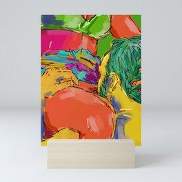 Intimacy Mini Art Print