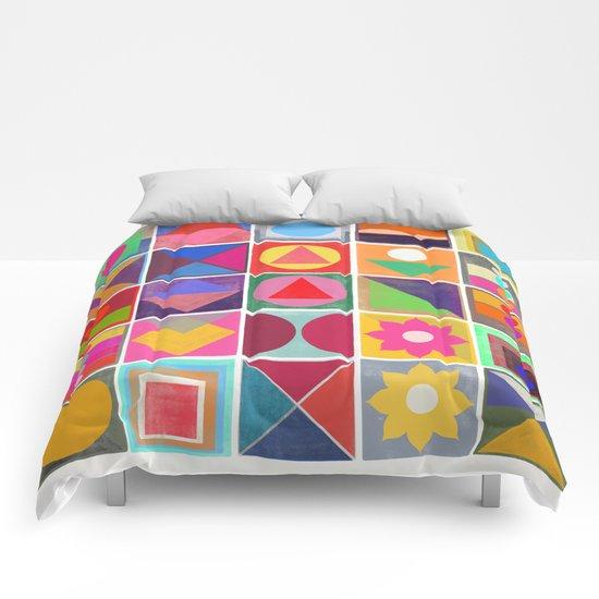 awake 2 Comforters