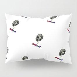 Dachsund Pillow Sham