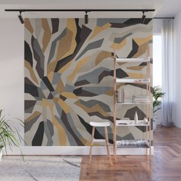 RAYS OF THE SUN Wall Mural
