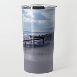 Pier in Aruba Travel Mug