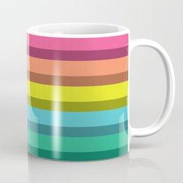 Accordion Fold Series Style C Coffee Mug