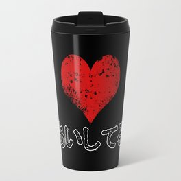 Aishiteru Travel Mug
