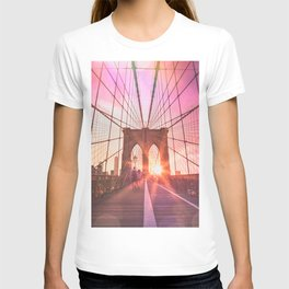 NYC Brooklyn Bridge T-shirt