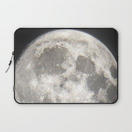 Los Angeles: Telescopic Moon Laptop Sleeve