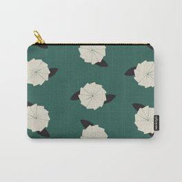 Botanic Wallpaper Carry-All Pouch