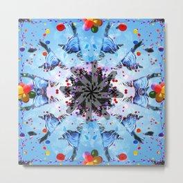 Mandala series #16 Metal Print
