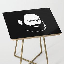 Monte Melkonian, Armenian hero  Side Table