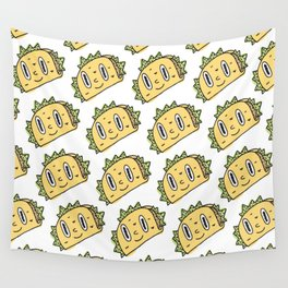 Taco Buddy Wall Tapestry